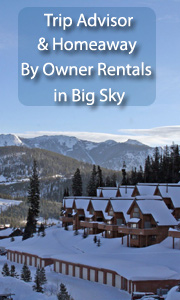 big sky by owner rentals